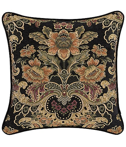 J. Queen New York Toscano 20#double; Square Decorative Throw Pillow