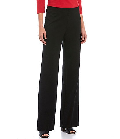 J.McLaughlin Carter Wide Leg Jersey Knit Pants