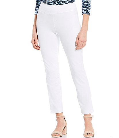 J.McLaughlin Newport Straight Pull-On Pant