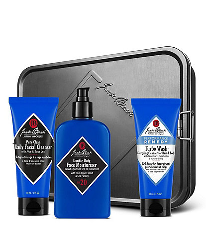 Jack Black 3-Piece Triple Play Set