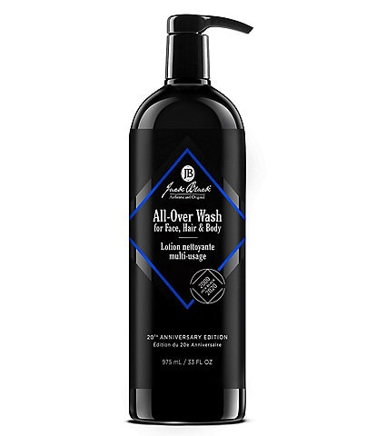 Jack Black Anniversary All-Over Wash Limited Edition