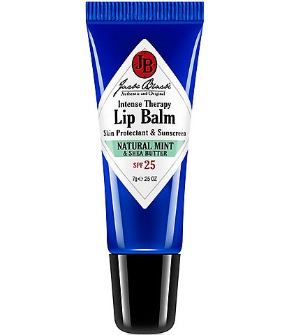 Jack Black Mint & Shea Butter Intense Therapy Lip Balm SPF 25