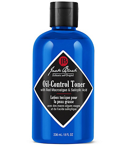 Jack Black Oil-Control Toner, 8oz.
