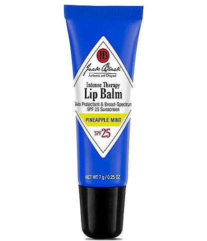 Jack Black Pineapple Mint Intense Therapy Lip Balm SPF 25