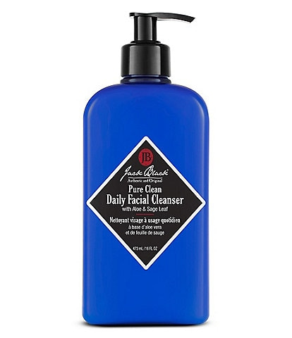 Jack Black Pure Clean Daily Facial Cleanser with Pump