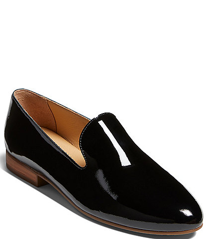 Jack Rogers Audrey Patent Leather Loafers
