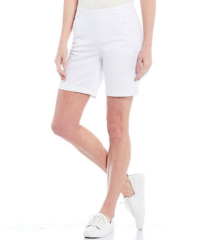 Jag Jeans Gracie Twill Pull-On Shorts