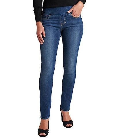 Jag Jeans Peri Straight Leg Pull-On Jeans