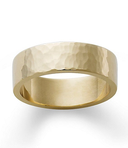 James Avery 14K Gold Amore Band