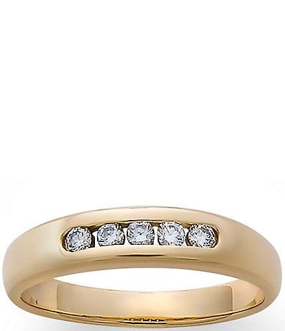 James Avery 18K Gold Debra Ring