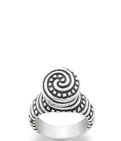 James Avery African Beaded Ring