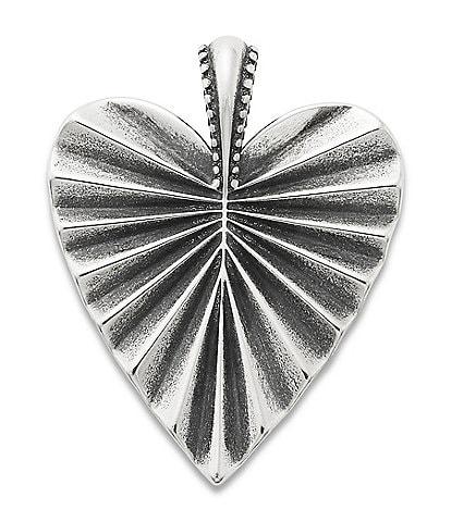 James Avery Ava Heart Pendant