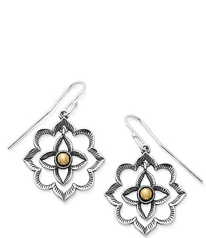 James Avery Bella Rosa Earrings