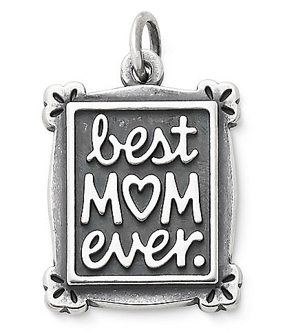 James Avery Best Mom Ever Charm