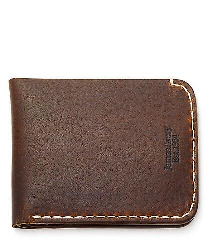 James Avery Bi-Fold Men's Leather Wallet