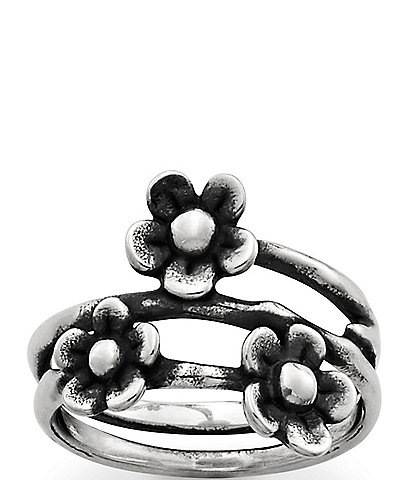 James Avery Budding Vine Sterling Silver Ring