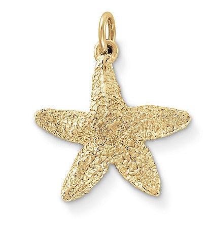 James Avery Cape Starfish 14K Charm