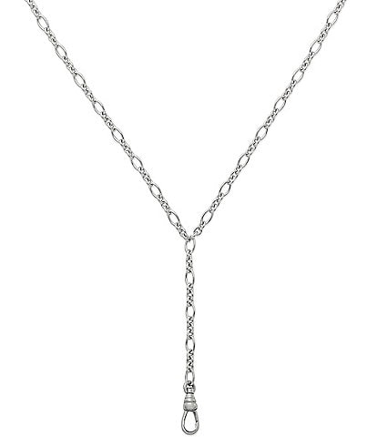 James Avery Change Lariat Charm Holder Necklace