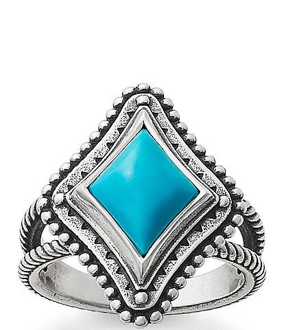 James Avery Dakota Ring with Turquoise