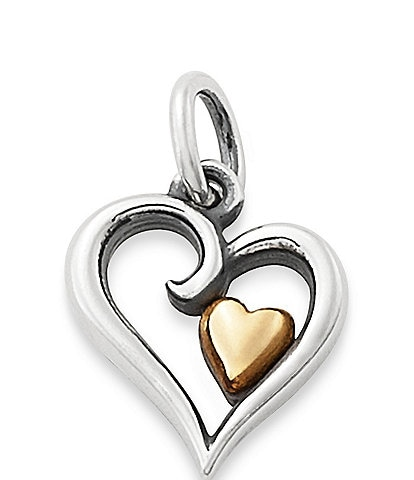 James Avery Delicate Joy of My Heart Charm