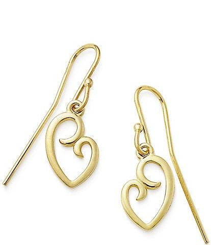 James Avery Delicate Mother's Love 14K Gold Earrings