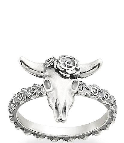 James Avery Desert Rose Ring