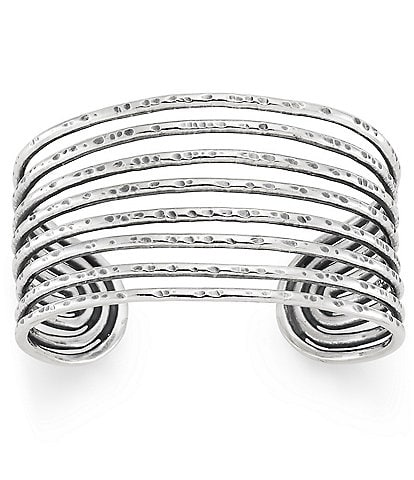 James Avery Eight Wires Cuff Bracelet