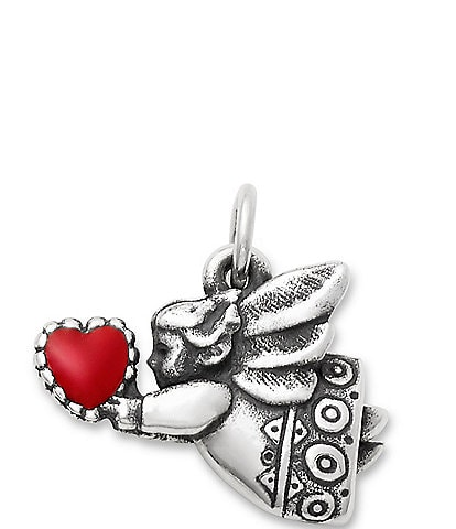 James Avery Enamel Love Angel Charm