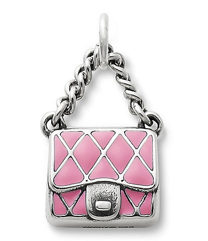 James Avery Enamel Purse Charm