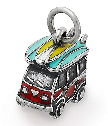 James Avery Enamel Surf's Up Charm