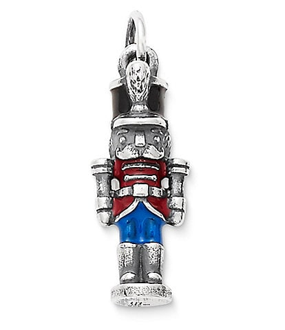James Avery Enamel Toy Soldier Charm