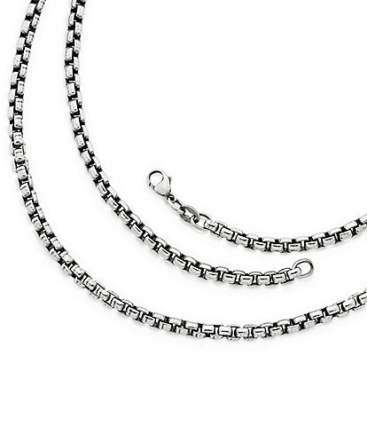 James Avery Extra Heavy Box Chain