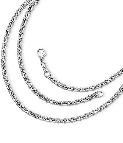 James Avery Extra Heavy Cable Chain Necklace