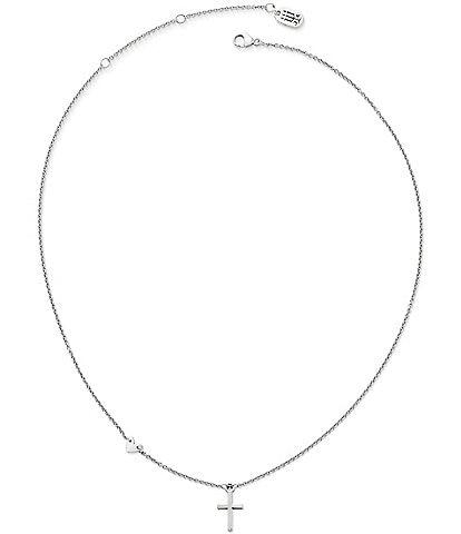 James Avery Faith And Love Necklace