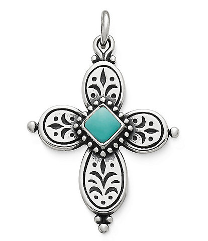 James Avery Festive Beaded Cross