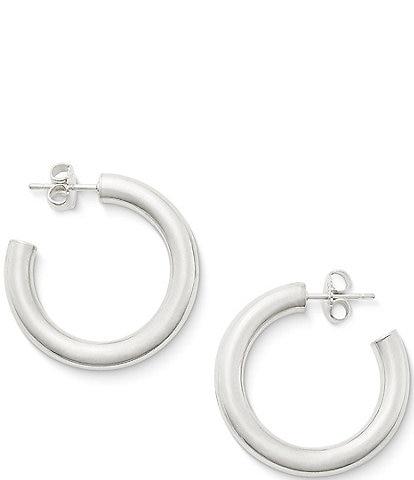 James Avery Fiesta Hoop Earrings