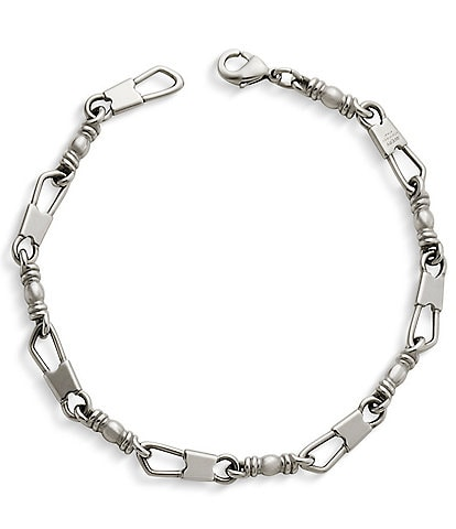 James Avery Fishers of Men Stainless Steel Line Bracelet