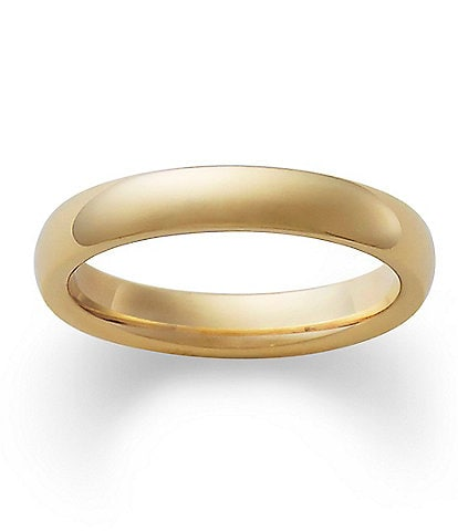 James Avery 14K Gold Forever Band