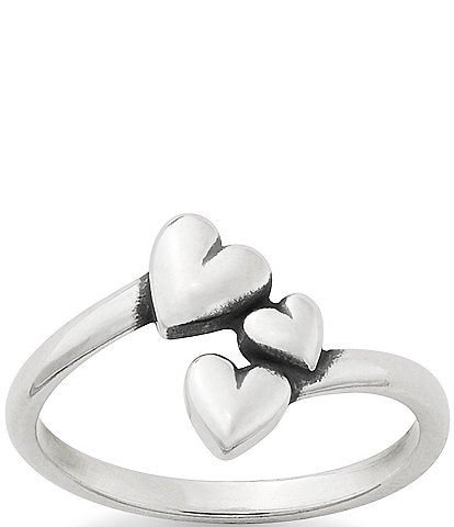 James Avery Gathered Hearts Ring