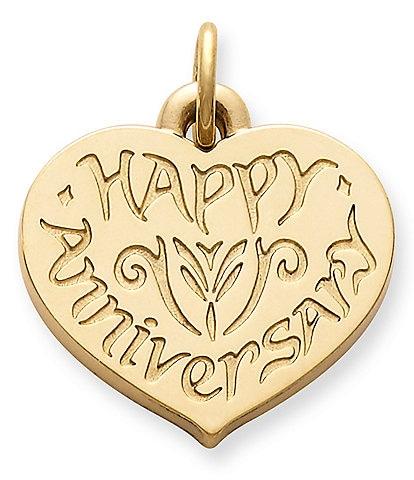 James Avery Happy Anniversary Charm