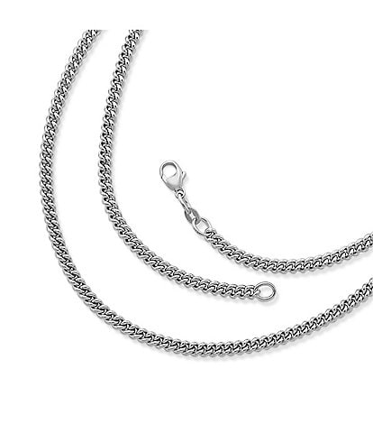 James Avery Heavy Curb Chain