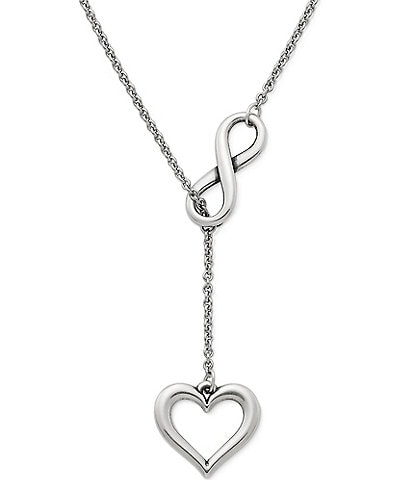 c7042466190 James Avery Infinite Love Sterling Silver Necklace