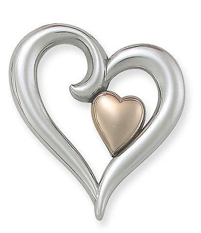 James Avery Joy of My Heart Pendant