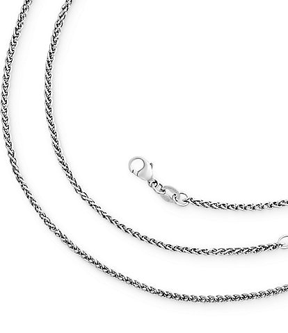 James Avery Light Spiga Chain