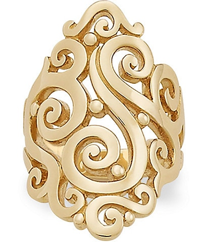 James Avery Long Sorrento Ring