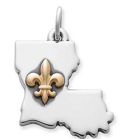 James Avery Louisiana Charm