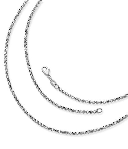 James Avery Medium Rolo Chain Necklace