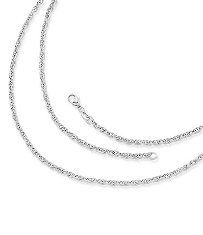 James Avery Medium Rope Chain Necklace