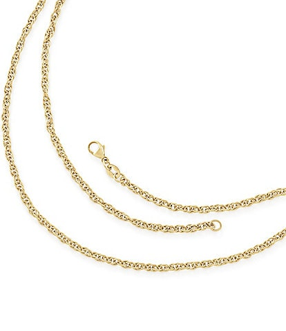 James Avery Medium Rope Chain