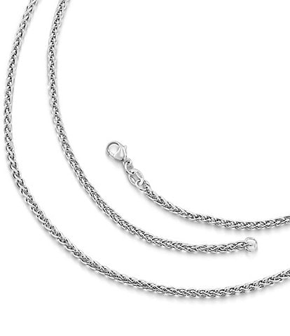 James Avery Medium Spiga Chain Necklace